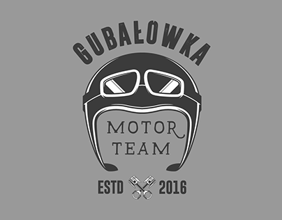 2016 | Gubalowka Motor Team – Logo & T-shirt