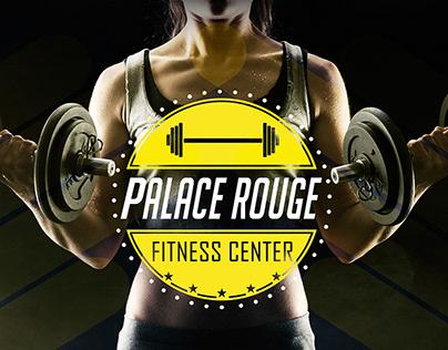 Palace Rouge Fitness Center Logo