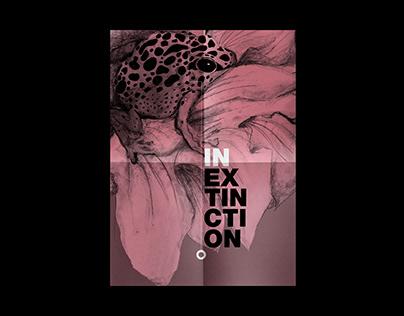 In Extinction | Poster Design