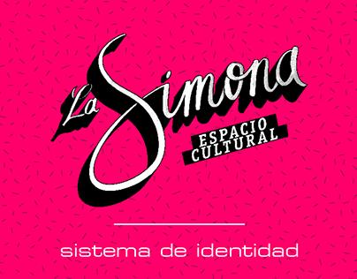 Identidad // La Simona - Espacio Cultural