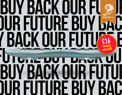 "WWF ""Buy Back Our Future"" 