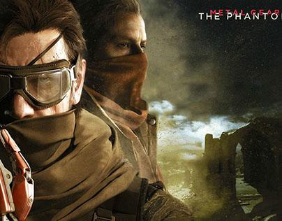 Tradução: Game Metal Gear Solid V - The Phantom Pain