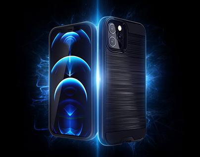Manimam - Iphone 12 pro Case | CGI