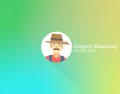 Grocery Shopping Mobile App