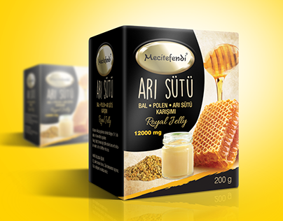 ARI SÜTÜ AMBALAJ TASARIMI Package Design