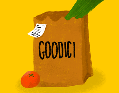 Goodici : a concept app for local groceries