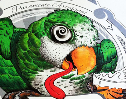 Ilustração Caturripa