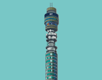 Vector Towers of the WORLD