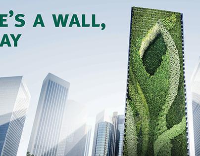 Exotica Green Walls 2014