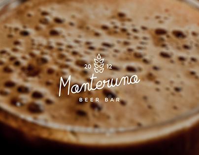Monteruno beer bar