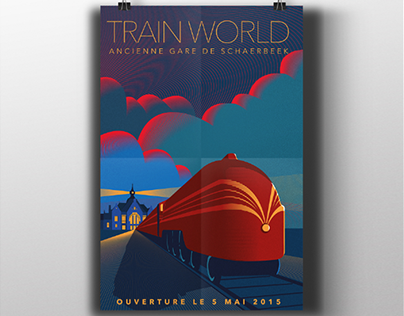 Trainworld Poster