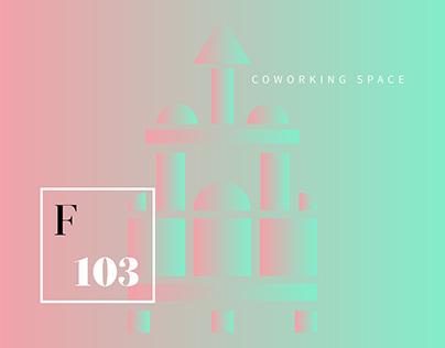 Factory103 - corporate identity