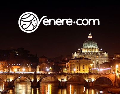 Venere.com - Logo Brand Identity