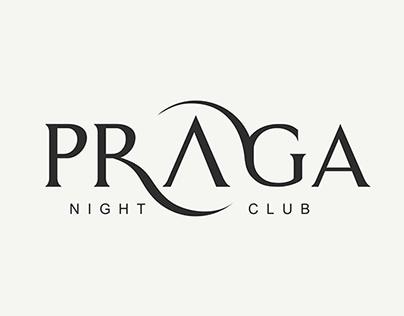 Praga Night Club - Logo Design