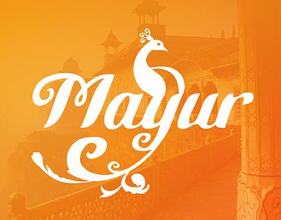 Logotype for Mayur