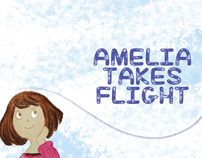 Amelia takes Flight