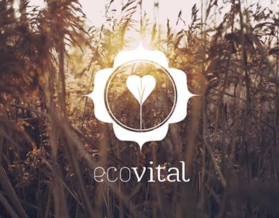 Eco Vital. Imagen corporativa.