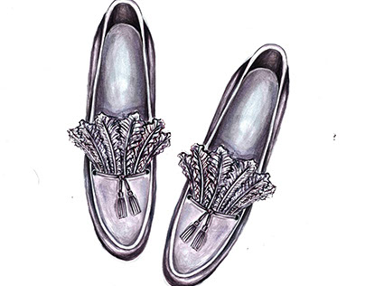 Shoe Design: Loafers