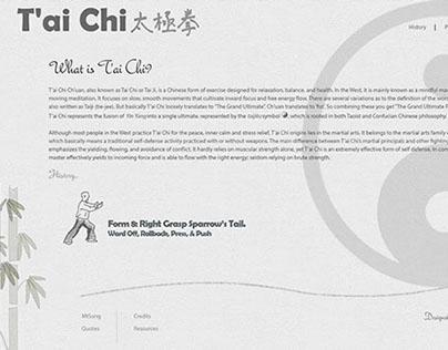 Tai Chi Project