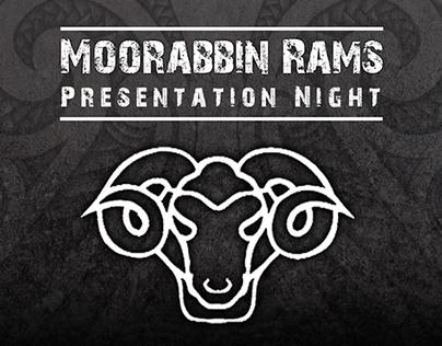 Moorabbin Rams Invite