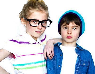 Kids Clothing Photo Shoot