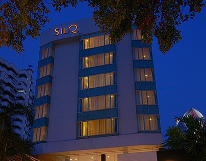 SILQ Boutique Hotel, Bangkok Thailand.