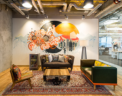 Facebook Hong Kong office