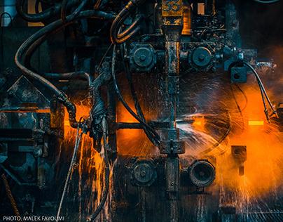 Union Iron and Steel, Abu Dhabi
