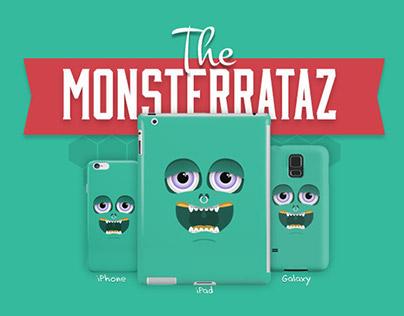 The Monsterrataz: Baby Ime J. Monster
