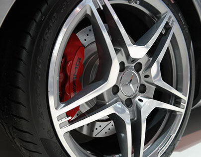 Mercedes-Benz AMG Details