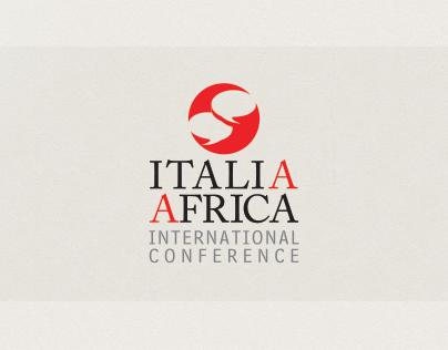 Logo - International Conference Italia/Africa