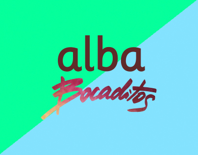 ALBA PACKAGING BOCADITOS