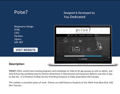 www.Poise7.com