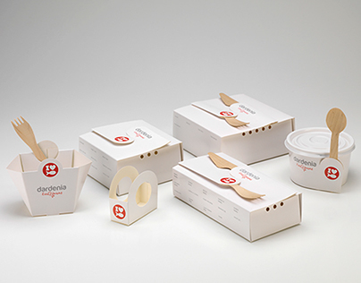 DARDENIA food boxes