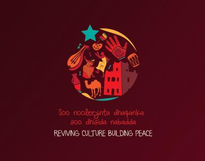 Logo - Reviving Culture, Building Peace