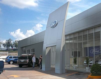 Tae Motors - Ford