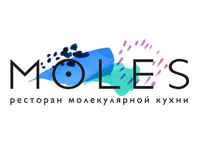 Moles — molecular gastronomy restaurant