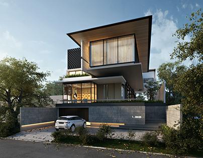 Bukit Golf Mediterania PIK House