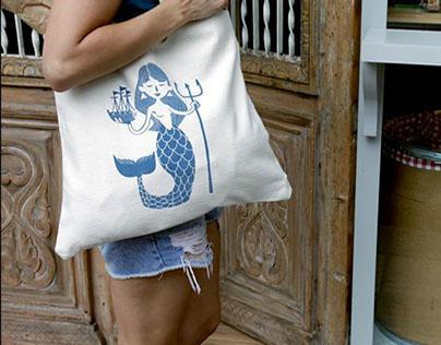 typokomio's tote bags
