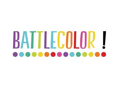 BattleColor the board game