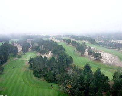 Aerial Photo of Ocean Dunes Golf Course