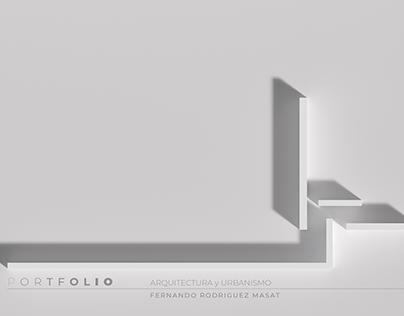 Portfolio Arquitectura