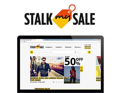 Stalk My Sale