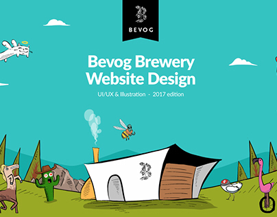Bevog Website Design