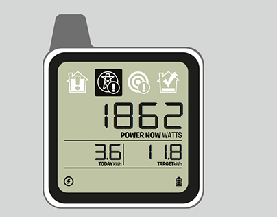 Energy monitor UI spec