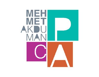 Mehmet Akduman Portfolio Concept Design