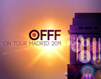OFFF On Tour Madrid 2011 Titles