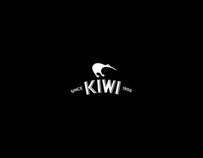 Kiwi shoe polish - rebranding