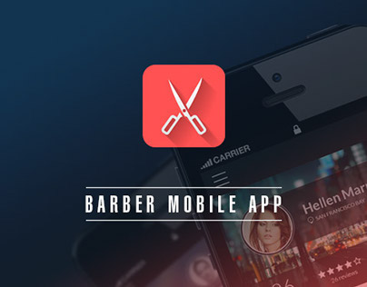 Barber Mobile App