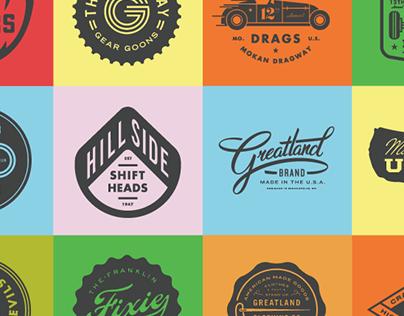 Badges/Logos 2006-2015
